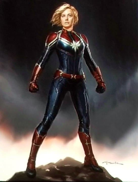 Six Reasons Why Captain Marvel Costume Is Green And Awesome The Geek Twins If you love something and you want to show it, throw on a costume and attend a. six reasons why captain marvel costume