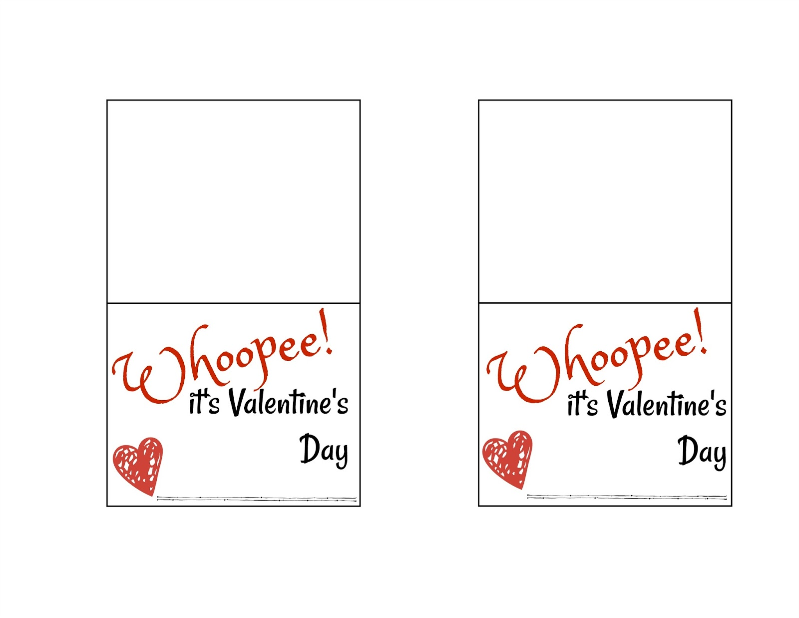 Hilariously Funny Amp Simple Valentine Printable