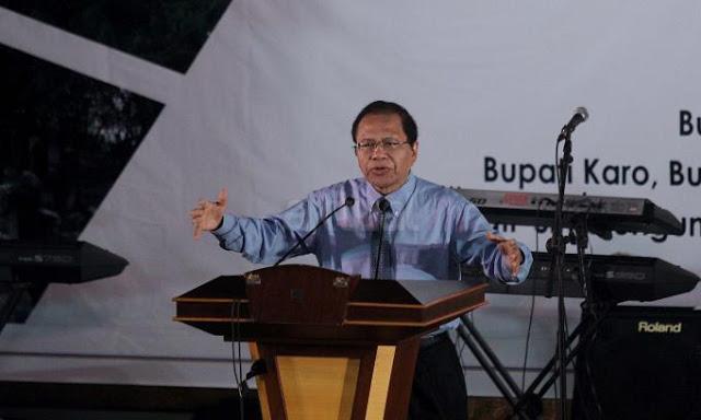 Rizal Ramli: Penyelamatan Bank Tak Perlu Uang, Semua Dibohongin Sri Mulyani di Kasus Century