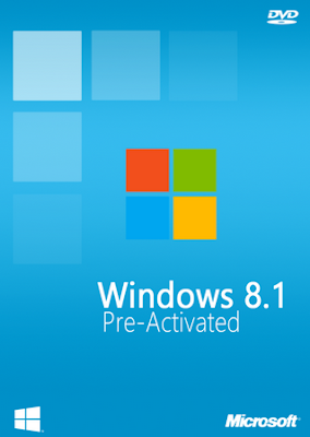 Microsoft Windows 8.1 x32 / x64 Pre-Activated Free Download  Microsoft Windows 8.1 x32 / x64 Pre-Activated is a full pack of activated Mircosoft Windows of any version if you want to activate manually, you just need a permanent activator or key finder of windows.