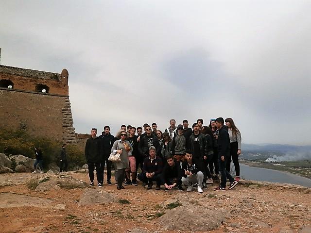 Πηγή γνώσεων η εκπαιδευτική εκδρομή του 5ου ΓΕΛ Τρικάλων στο Ναύπλιο