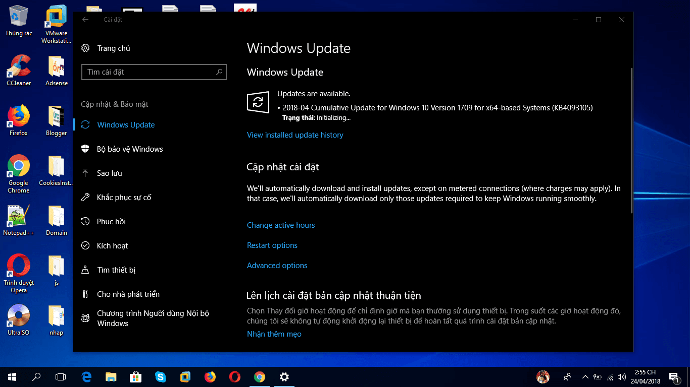 Cumulative Update KB4093105 for Windows 10 Version 1709 (OS Build 16299.402)