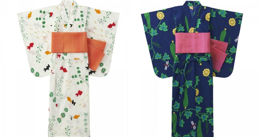 UNIQLO Yukata Collection