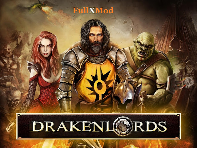 Drakenlords: CCG Card Duels Mod APK + Data