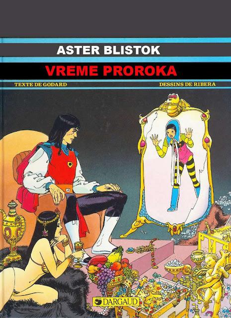 Vreme proroka - Aster Blistok