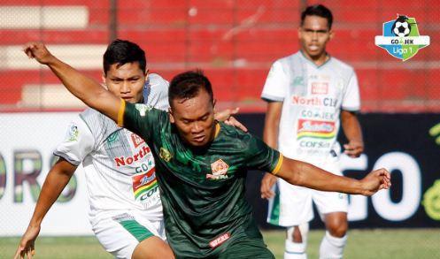PSMS Medan Kalah 2-3 di Kandang PS Tira