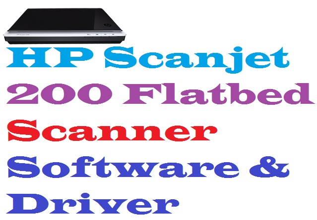 Download HP Scanjet 200 Flatbed Scanner Full Feature