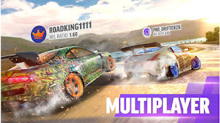 Free Download Drift Max Pro Mod Apk Unlimited Money Car Drifting Game