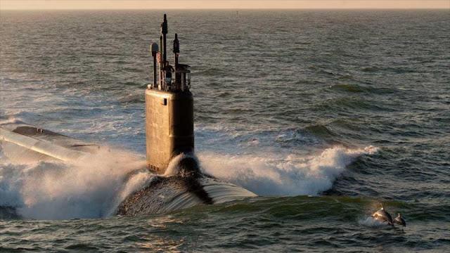 EEUU construirá más submarinos nucleares para contener a Rusia y China