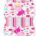 Peppa Pig Fairy: Free Printable Pillow Box.