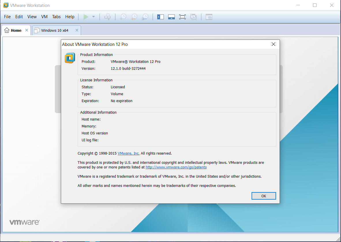 Vmware workstation full 13 0 10.0 1