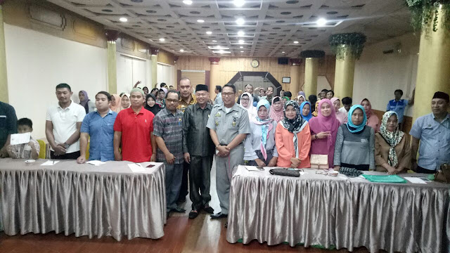 Dinas Sosial Kota Makassar Minta Tangkal Berita Hoax