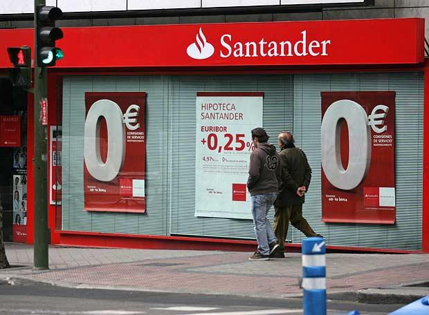 Mario guerrero banco santander el valor de un gran banco for Buscador oficinas banco santander