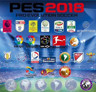 PES 2018 PS4 Option File The Real Football