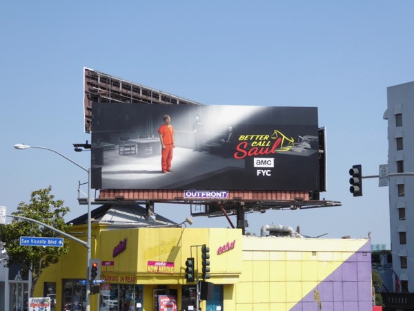 Better Call Saul 2017 Emmy FYC billboard