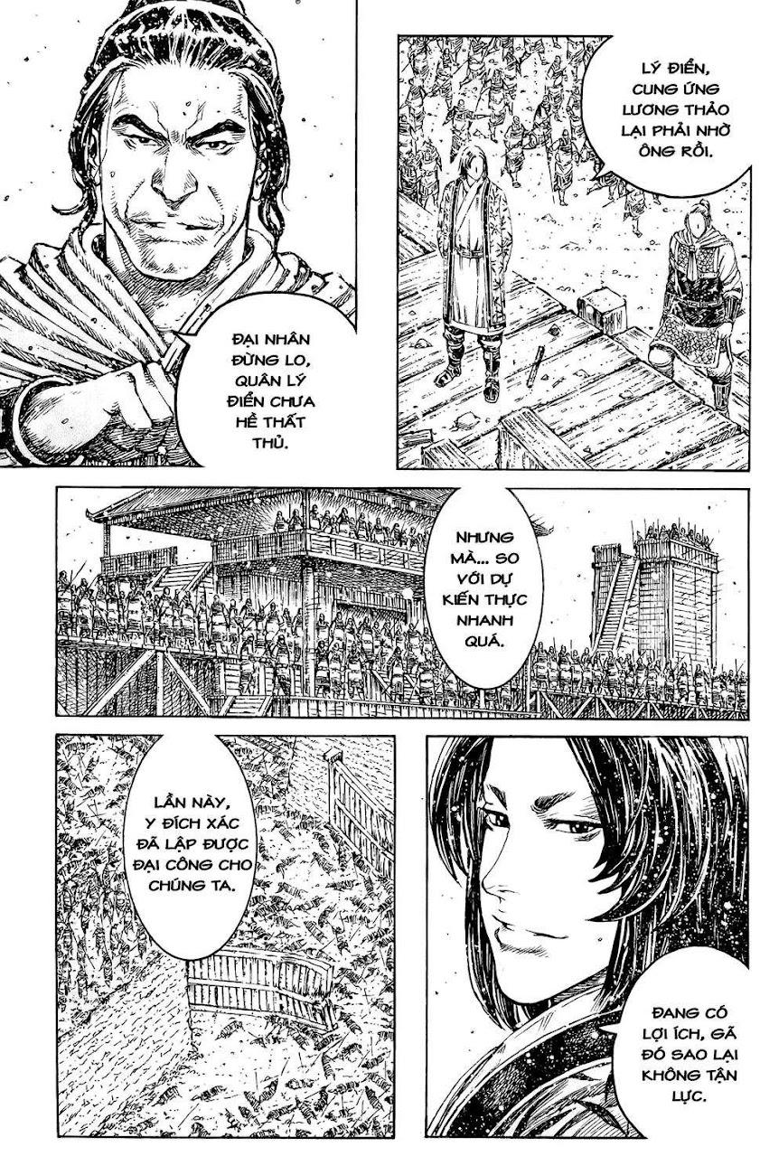 Hỏa phụng liêu nguyên Chương 350: Lại thêm kẻ địch [Remake] trang 13