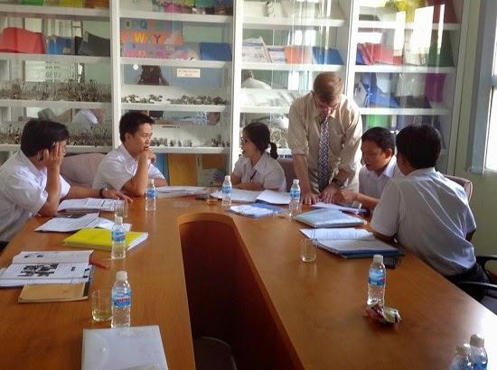 mở lớp tiếng Anh tại tập đoàn Thiên Long