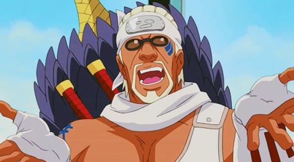 Naruto Karakter - Kumpulan Foto Killer Bee dan Fakta killer Bee