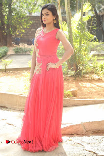 Telugu Actress Anusha Stills at Dhyavudaa Movie Teaser Launch  0069.JPG