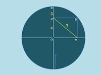 Teka Teki Bangun Datar : Lingkaran dan Persegi Panjang