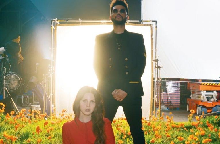 Lana del Rey estrena nueva canción junto a The Weeknd