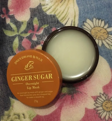 Aritaum Ginger Sugar Overnight Lip Mask