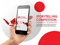 Lomba Blog dan Vlog Telkom Indonesia Total Hadiah 37jt Rupiah DL 30 Oktober