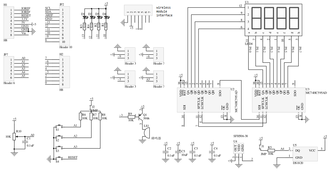 circuit diagram of a pwm receiver