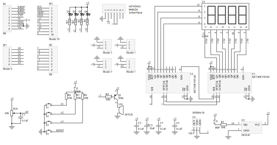 circuit diagram of a pwm receiver