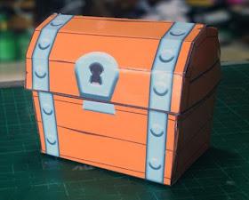 free printable treasure chest