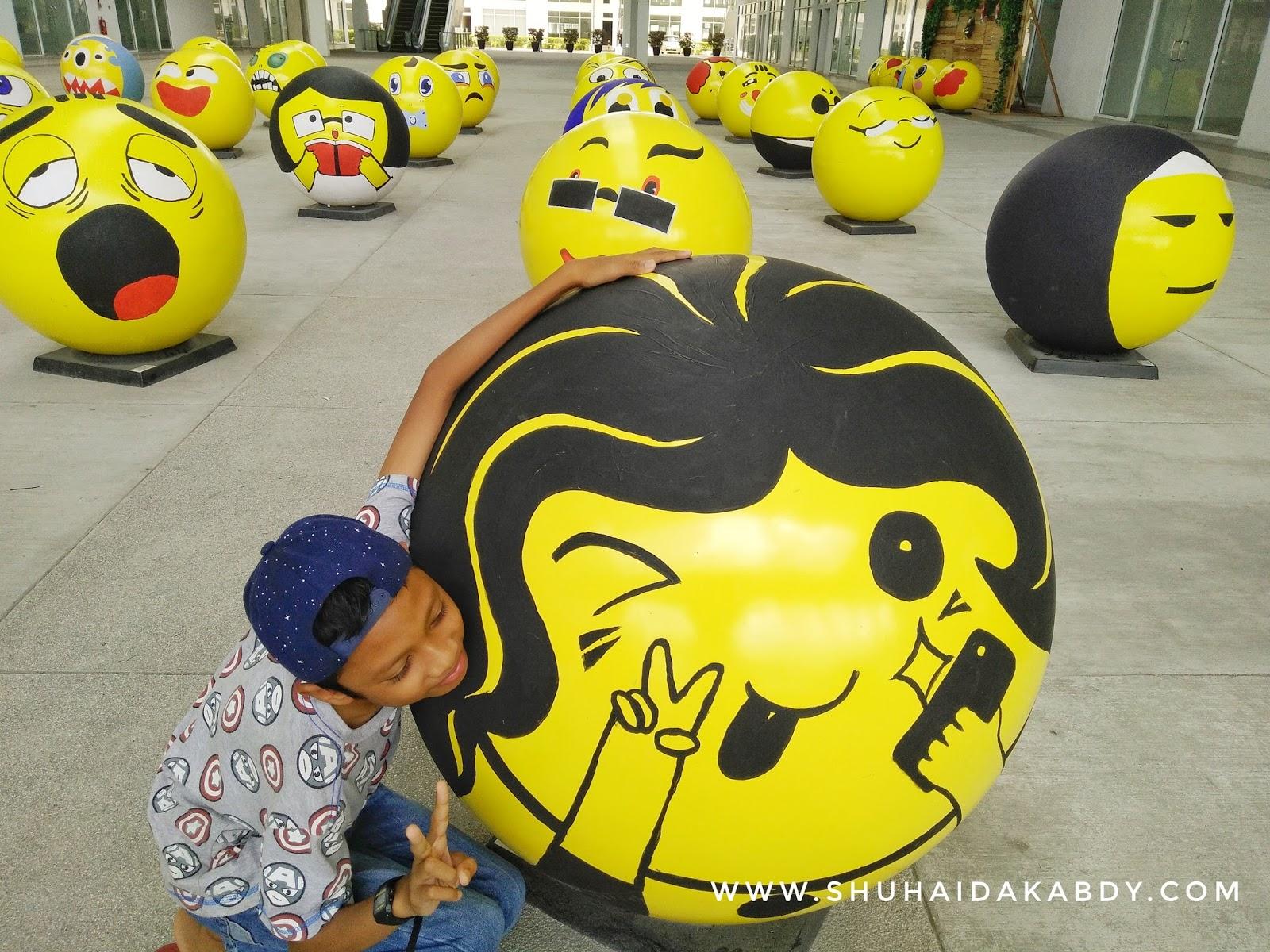 Bergambar di Anggun City Rawang