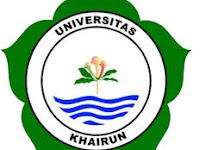 Cara Pendaftaran Online UNKHAIR 2018/2019
