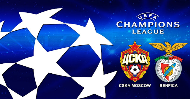 CSKA Moskow vs Benfica 23 November 2017