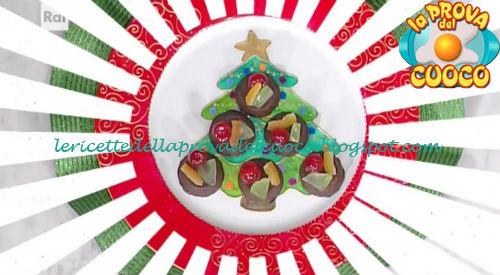 Ricetta dei Dischetti di Natale da La Prova del Cuoco