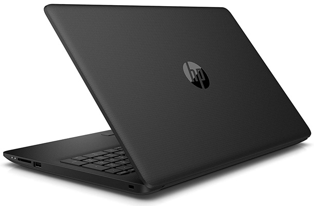 HP Notebook 15-da0010ns: procesador Intel Celeron de de doble núcleo