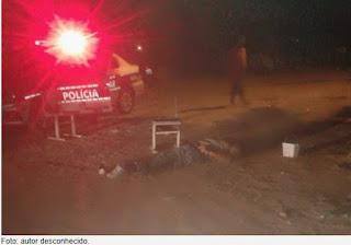 Homem é morto por dupla em moto no interior da Paraíba