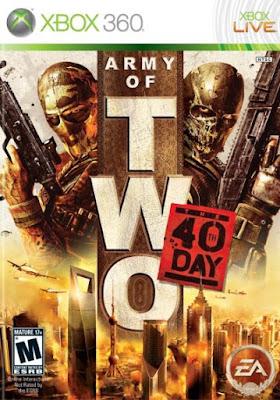 یاری Army Of Two The 40th Day بۆ xbox360 داگرتن لهڕێگهی تۆرینێت