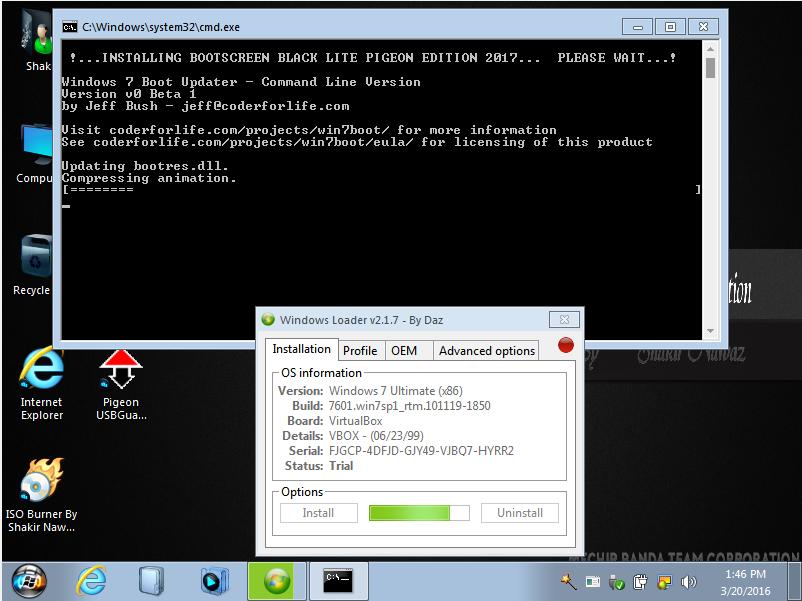 Ultimate edition 3.4 lite x86