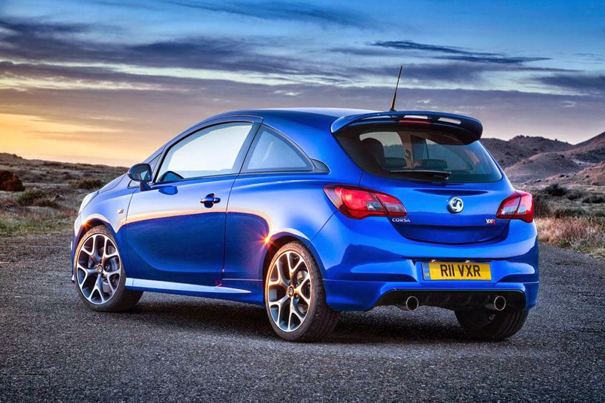 новый Opel