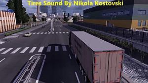 Tires Sound mod