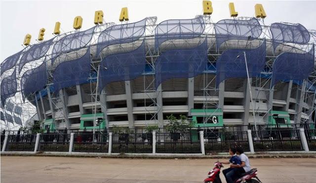 Stadion GBLA Resmi Diserahkan kepada Pemkot Bandung