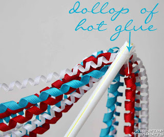 Korker Cake Banner Tutorial by SweeterThanSweets