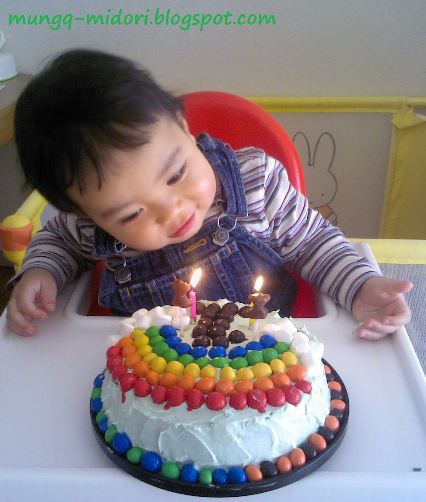 Cosas De La Vida Matchas 1st Bday Cake