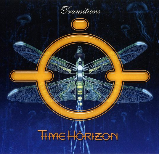 TIME HORIZON - Transitions [Digipak] (2015-16) full