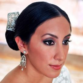 Wedding Hair Style Spanish Updo Wedding Hairstyle