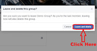 how to delete everyone from a facebook group