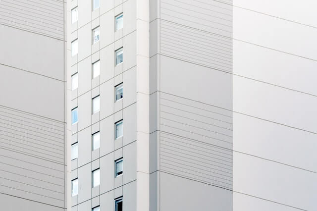 Apartment Architecture Building Contemporary HD Copyright Free Image