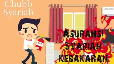 Cara Menggunakan Asuransi Syariah Kebakaran
