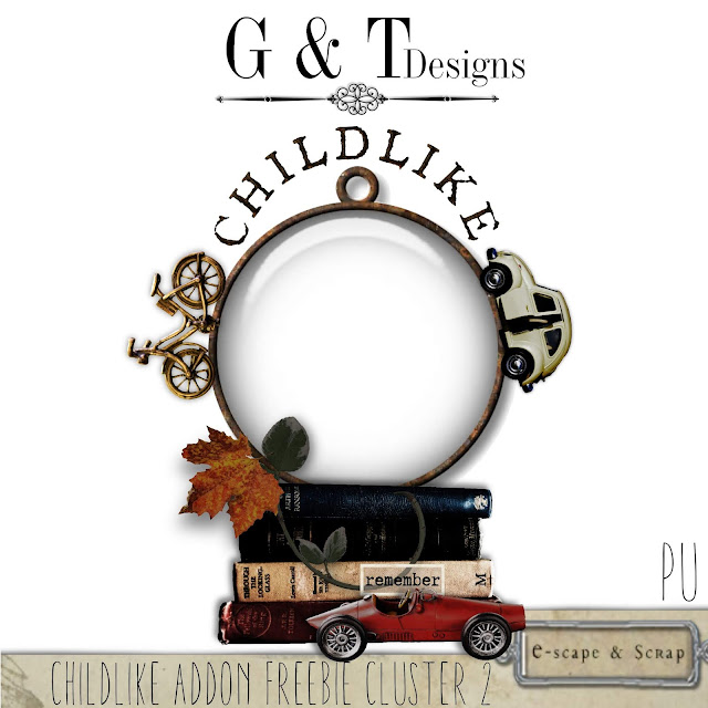 G&T Designs - Childlike Add-ons - Another Freebie!!!