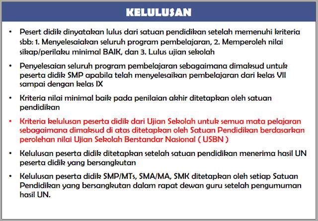 Bahan Sosialisasi Un Dan Usbn 2018 Tingkat Smp Mts Zuhri Indonesia